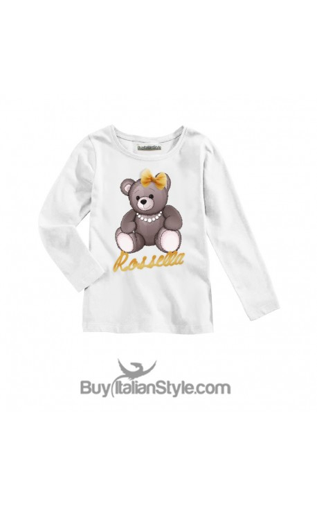 PERSONALIZED Teddy Bear T-Shirt