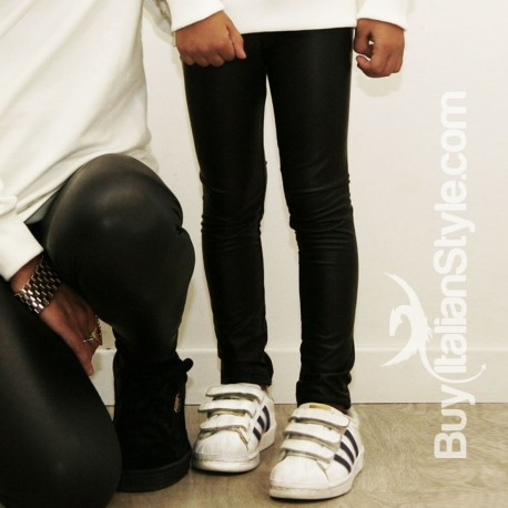 Leggings bimba personalizzabile
