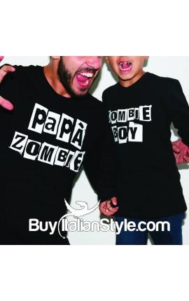 T-shirt  uomo zombie