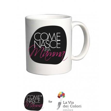 Mug solidale come nasce una mamma