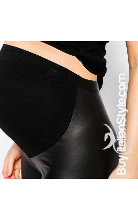 Leggings premaman ECOPELLE