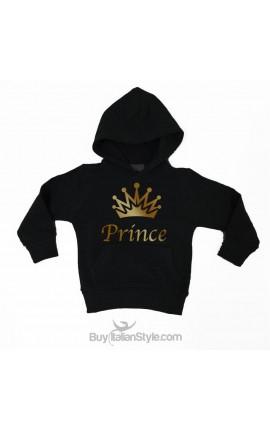"Felpa con cappuccio ""Prince"""