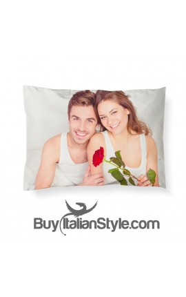 Customizable pillowcase for cushion