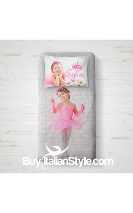 Single Duvet Cover Personalized with PHOTO