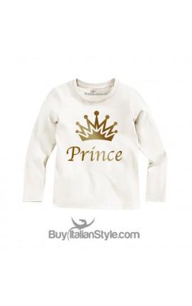 """Maglietta bimbo """"Prince"""""""