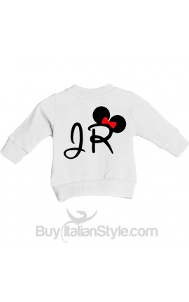 Sweatshirt JR with bow