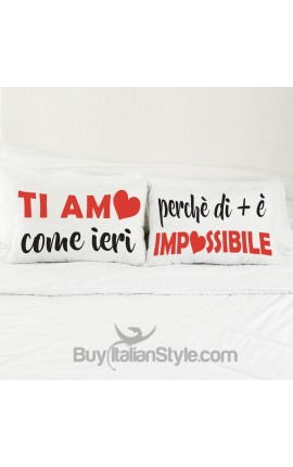 federe ti amo come ieri perchè di più è impossibile