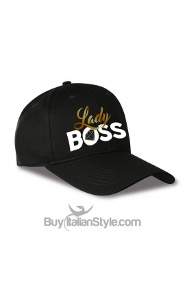 "Cappellino ""Lady Boss"""