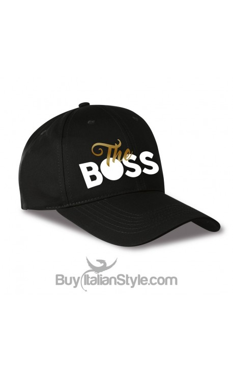 "Cappellino ""The Boss"""
