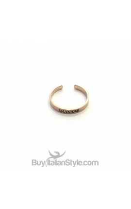 Customizable Name Ring 3mm