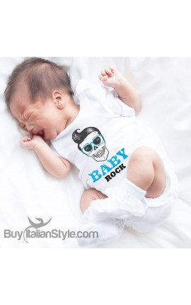 "Body neonato ""Baby Rock"""