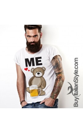"Men's T-Shirt ""Papa Bear"""