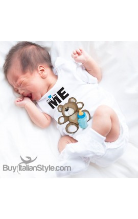 "Body neonato ""Bimbo orso"""