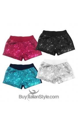 Shorts PAILLETTE neonata/bambina