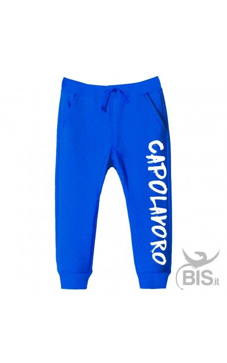 Pantaloni felpa leggera Capolavoro