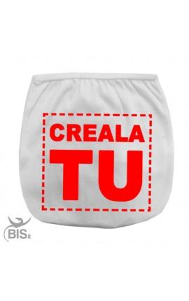 Customizable diaper Cover