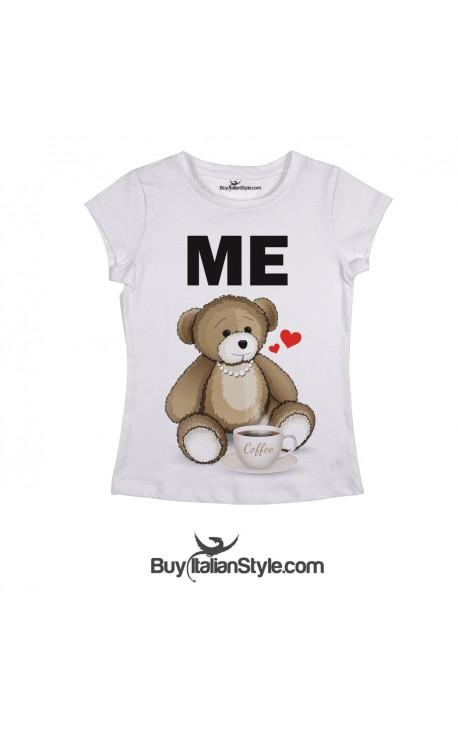 "T-shirt Donna ""Mamma ORSO"""