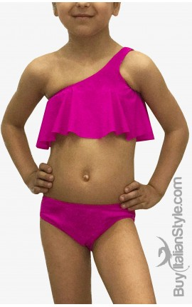 Baby & Girl Ruffle Swimsuit