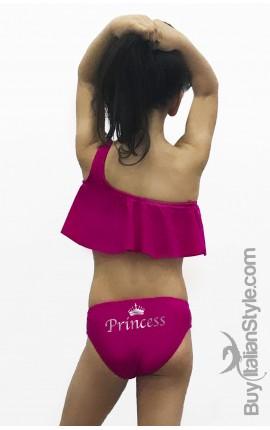 """Bikini Volant bimba """"Princess"""""""
