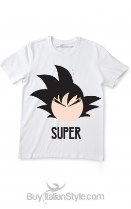 T-shirt uomo SUPER