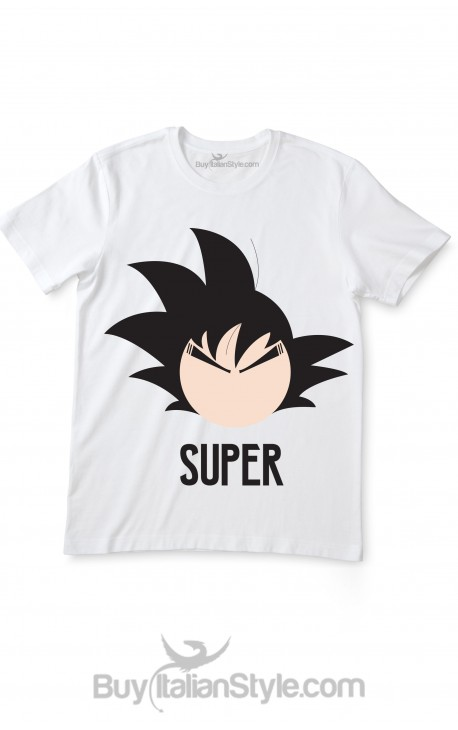 T-shirt uomo SUPER