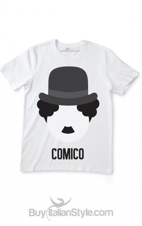 T-shirt uomo Charley Comico