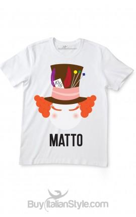 T-shirt uomo MATTO