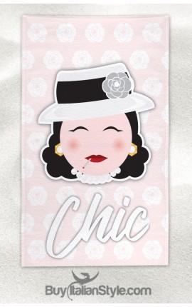 Telo mare Coco Chic
