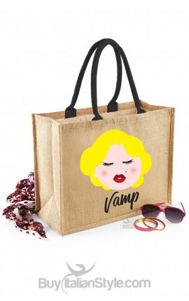 Marilyn Vamp Sea Bag