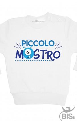 """Felpa bimbo """"Piccolo Mostro"""""""