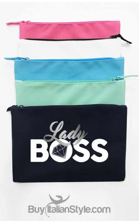 Canvas Pochette Lady Boss