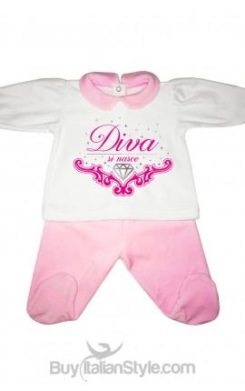"""Completo Clinica nascita """"Diva si nasce"""""""