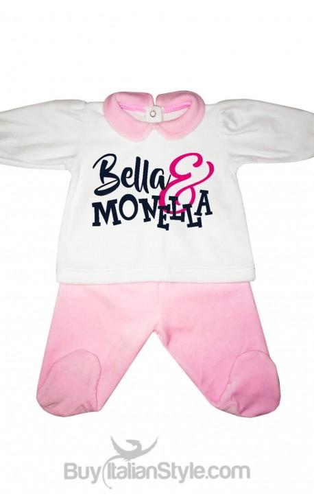 """Completo Clinica nascita """"Bella e monella"""""""