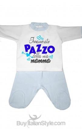 Bis abbigliamento neonato on-line coprifasce e maglietta