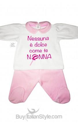 """Completo Clinica nascita """"Nessuna è dolce come te nonna"""""""