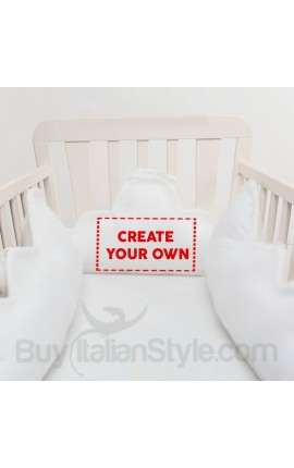 Customizable baby bumper