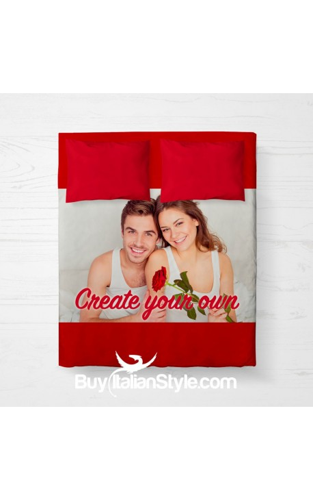Duvet Cover Personalized with PHOTO