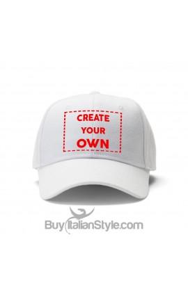 Cappellino visiera personalizzabile