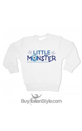 "Baby Sweater ""Little Monster"""