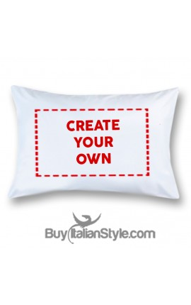 Custom pillowcase