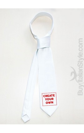 Personalized Men's Tie