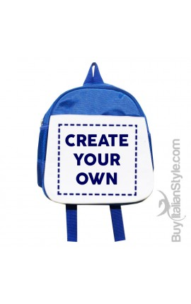 Personalized Preschool Backpack Configuration
