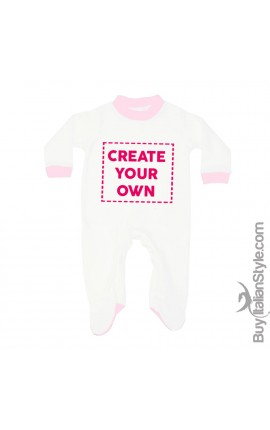 Personalized Newborn Baby Romper