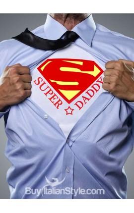t-shirt super papà