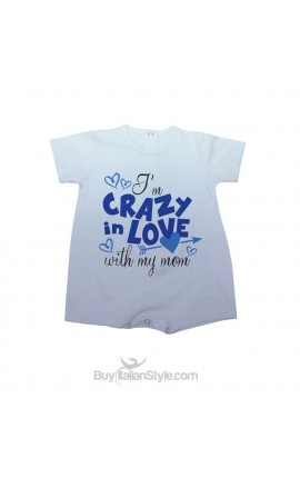 "Baby romper ""crazy in love"""