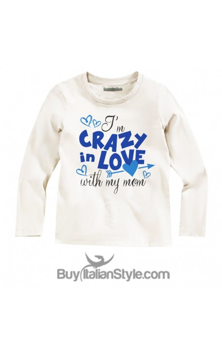 "Baby t-shirt ""crazy in love"""