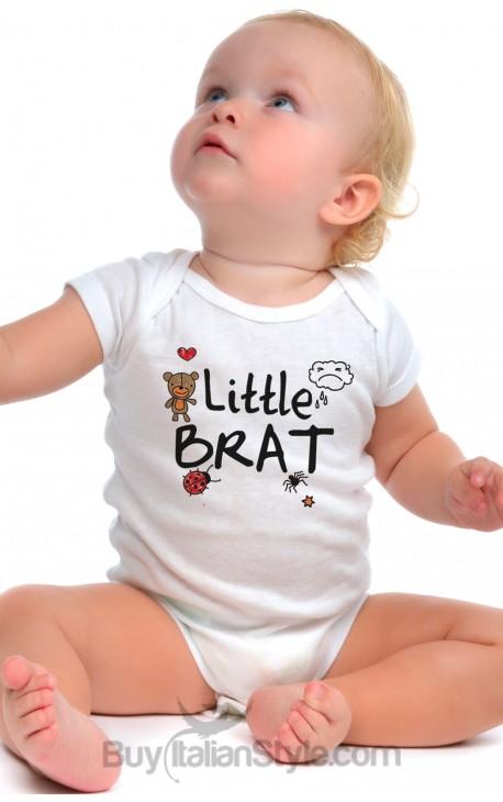 """Bodysuit """"little brat"""""""