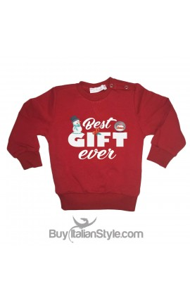 "Baby Sweater ""Best Gift Ever"""