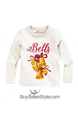 """Long sleeve T-shirt """"bells"""""""