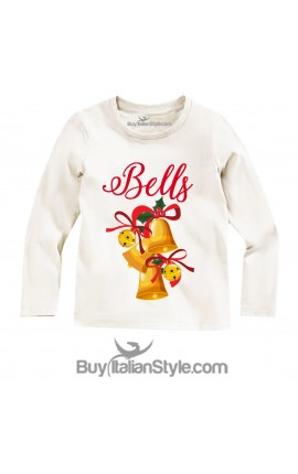 "Long sleeve T-shirt ""bells"""